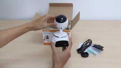 Bán camera IP Tenda mua chưa sử dụng đến