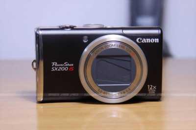 Máy ảnh Canon sx200is