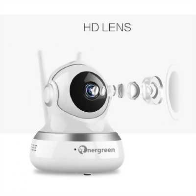Camera Wifi Energreen Giám Sát Đàm Thoại 2 Chiều