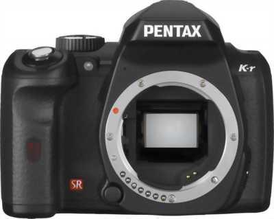 Máy ảnh DSRL Pentax Kr