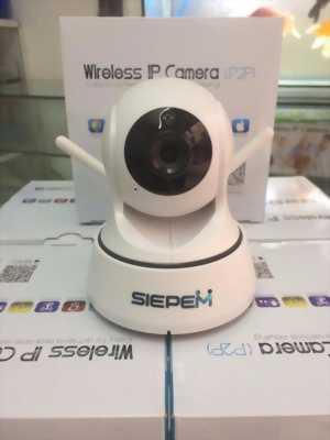 Camera ip wifi siepem 2 râu bh 12 tháng đúng hãng