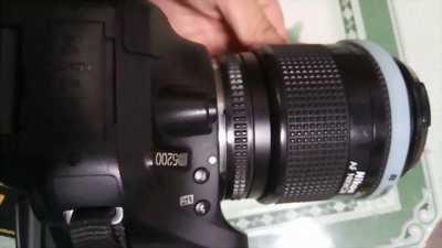 Nikon d90 kèm 2 lens