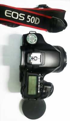 Trọn bộ chính hãng Canon 50D Lens Canon 50 1.8 STM đẹp