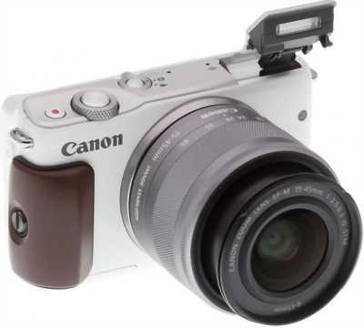 Bán máy ảnh Canon M10 mới mua Zshop 2 Tháng