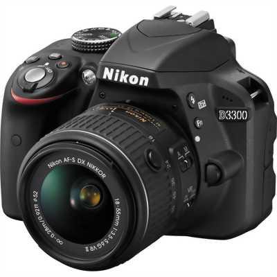Body Nikon D3300