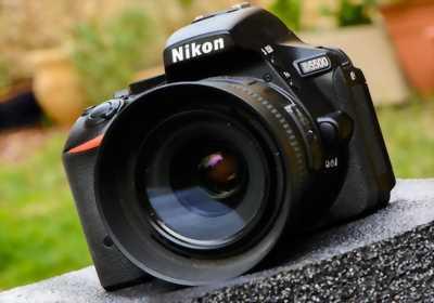 Combo nikkon d5500