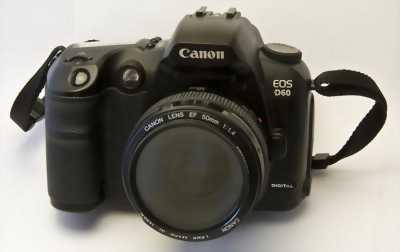 Bán Canon EOS 60D