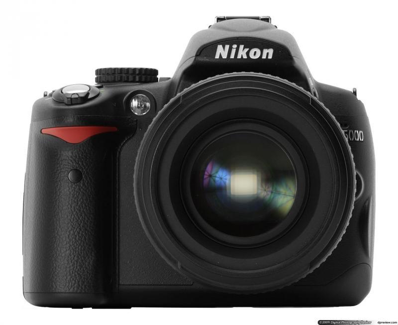 Bán D5K + Lens + Flash