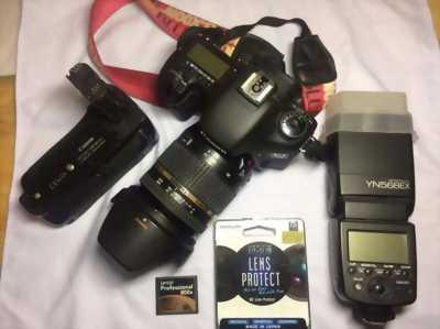 Cần Bán Máy ảnh Canon 7D fullbox + Len