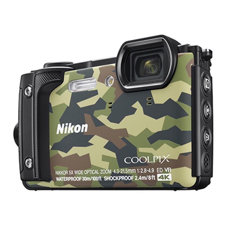 Máy ảnh chụp dưới nước Nikon w300