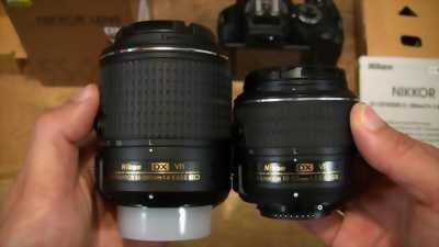 Lens nikon af-s 18-55g vr