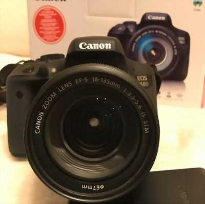 Canon 18-135 stm flash yn 565exII