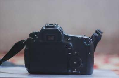 Canon 60D cho dân tập chơi. (kèm sạc zin, tặng thẻ 8G)