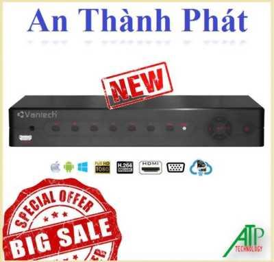 Đầu ghi camera  VANTECH VP-4160AHDM 4 kênh