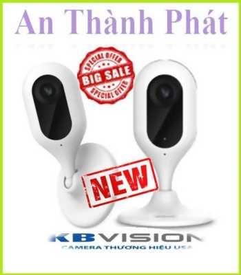 Camera IP Wifi Kbvision KX-H10WN mẫu mới 2018