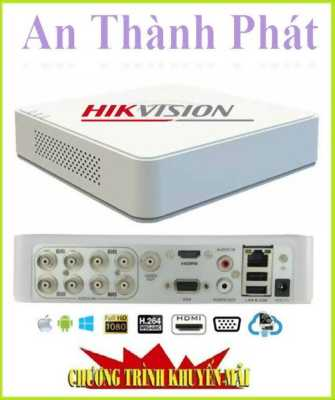 Đầu ghi camera HD 4.0 Hikvision DS-7104HQHI-K1
