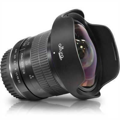 Lens canon 35L F1.4