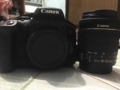 Canon 750D còn bảo hành