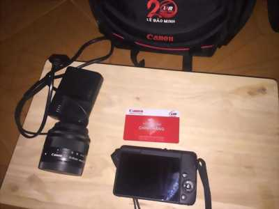 Canon m10 like new 99% 6 triệu 300