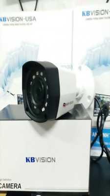 Camera KX-2011S4 lắp đặt tại thành phố thủ dầu một