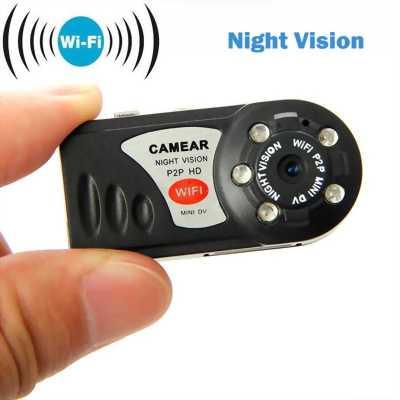 Camera Siêu nhỏ V99 X IP WIFI Xem trực tiếp trên ĐT