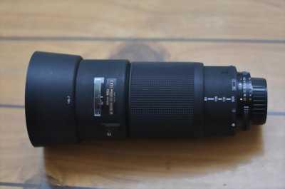 Lens Nikon 80-200f2.8 đời III