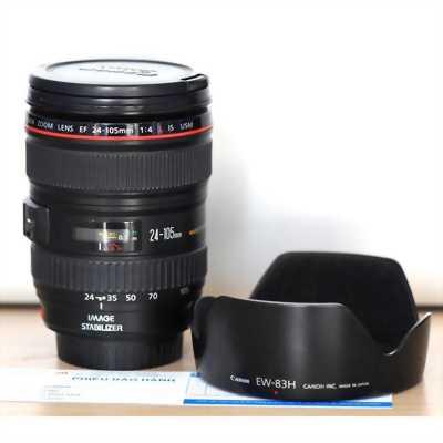 Lens 24 105 còn mới 95%