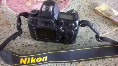 Body Nikon D70s