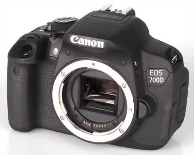 Body canon 700d
