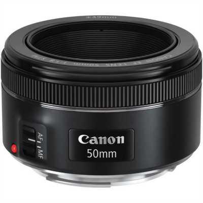 Lens Canon EF 50mm F/1.8 STM