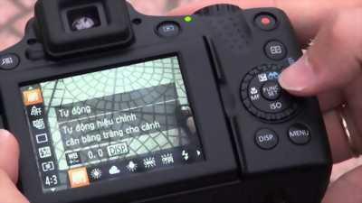 Máy chụp hình cơ Canon sx10i