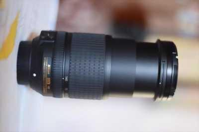 Lens nikon 18-140 VR Bán