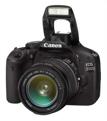 CANON 550D + 18-55