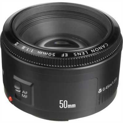 Len 50mm f1.8 II