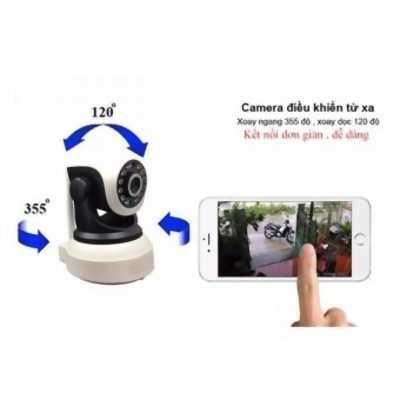 Camera Giám Sát Siepem Camera không dây Wifi/3G P2P S6203