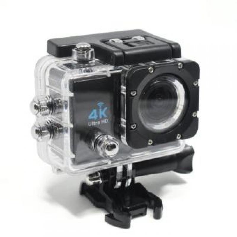 Camera hành động Waterproof 4K Sports WIFI 4K ULTRA HD