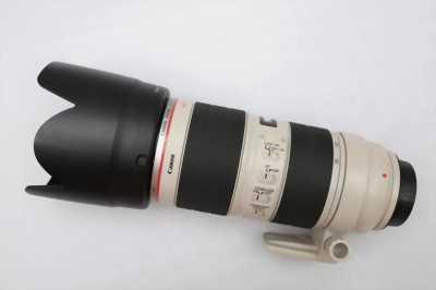Canon EF 70 - 200mm f2.8L IS II USM tại Máy Ảnh City