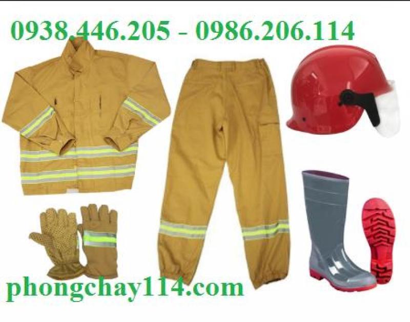 Quần áo chữa cháy theo thông tư 48 giá rẻ nhất tại tp HCM, gọi ngay 0938.446.205