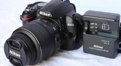 Máy ảnh nikon D3000