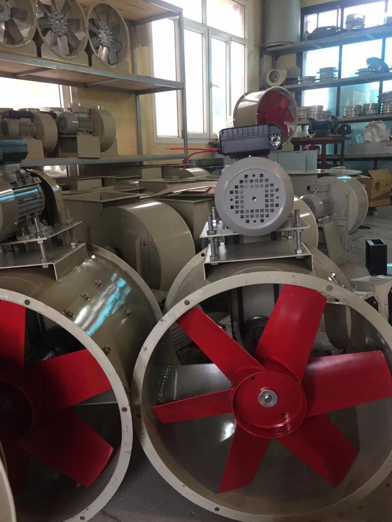 Quạt hút khí hóa chất, hệ thống xử lý bụi