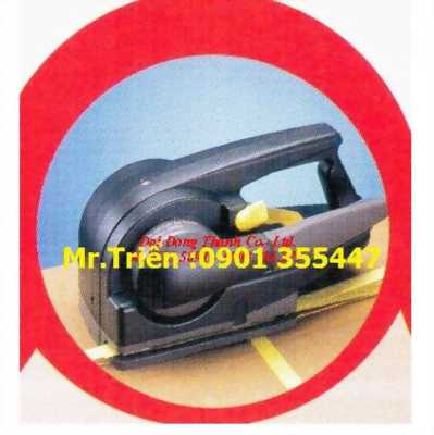 Dụng cụ siết dây pp,pet dùng điện ZP-2012 xuất sứ đài loan giá rẻ tại Bình Dương