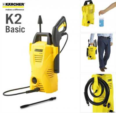 Máy xịt rửa Karcher K 4.00 EcoSilent