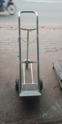 Xe đẩy bình khí Oxy – Argon – Ni tơ – Co2  (Xe Đơn)