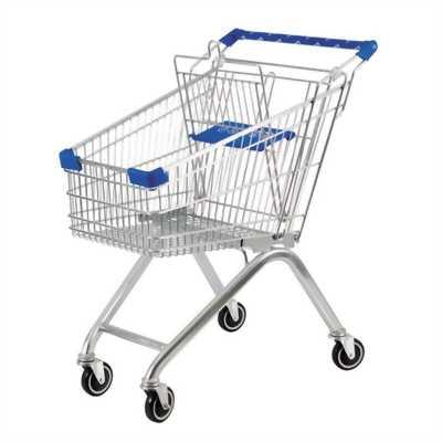 Xe đẩy siêu thị 120 lít