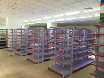 Kệ siêu thị sản xuất trong nước