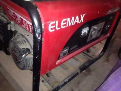 bán máy phát điện elexmac chạy dầu nhật bản giá rẻ