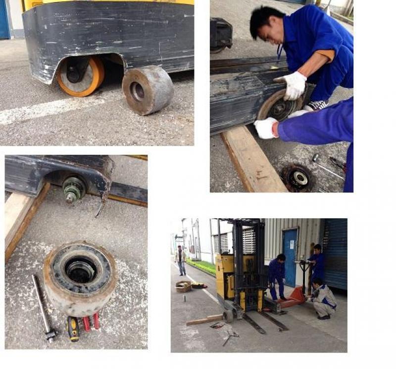 Sửa chữa xe nâng toàn quốc, nhanh chóng, chất lượng