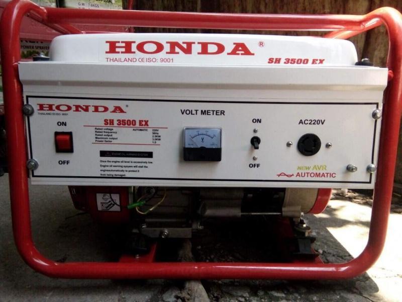 Máy phát điện honda SH 3500C tại Yên Bái