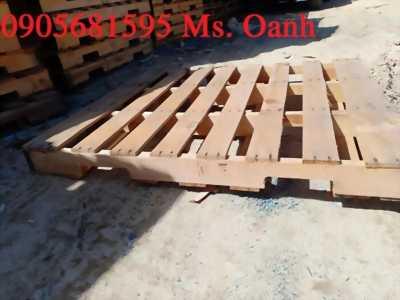 Chào bán nhanh lô Pallet gỗ thông Đà Nẵng giá thanh lý mới 95% LH 0905681595