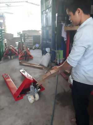 Xe nâng tay nâng hàng,nâng pallet tại Đà Nẵng